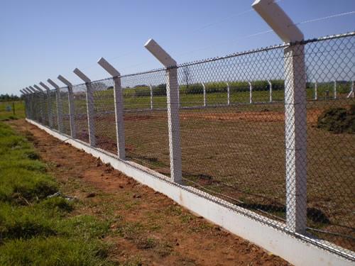 postes de alambrados